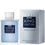 King of Seduction Antonio Banderas Eau de Toilette - Perfume Masculino 200ml