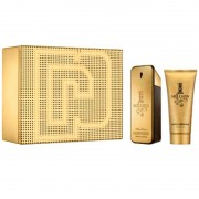 Kit 1 Million Paco Rabanne Perfume Eau de Toilette 100ml + Gel de Banho 100ml