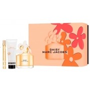 Kit Daisy Marc Jacobs - Perfume Feminino Eau de Toilette 100ML + Caneta Spray 10ml + Body Lotion 75ml