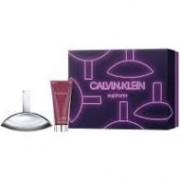Kit Euphoria Calvin Klein - Perfume Feminino Eau de Parfum 100ml + Body Lotion 100ml