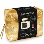 Kit Juliana Paes Deluxe Deo Parfum - Perfume Feminino 100ml + Esmalte 6ml