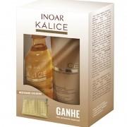 Kit Kalice Inoar - Shampoo 250ml + Condicionador 250g + Necessaire