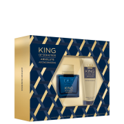 Kit King of Seduction Absolute Antonio Banderas Masculino - Eau de Toilette 100ml + Pós-Barba 75ml