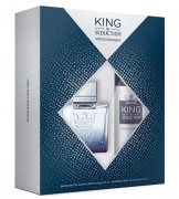 Kit King of Seduction Antonio Banderas - Eau de Toilette 100ml  + Desodorante 150ml