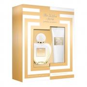 Kit Perfume Ferminino Her Golden Secret Antonio Banderas - Eau de Toilette 80ml + Hidratante Corporal 75ml