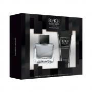 Kit Perfume Masculino Seduction in Black Antonio Banderas - Eau de Toilette 100ml + Loção Pós Barba 75ml