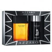 Kit Pour Homme Azzaro - Eau de Toilette 100ml + Desodorante 150ml