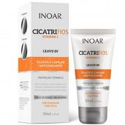 Leave In Inoar Cicatrifios Vitamina C Renovação Absoluta 50g