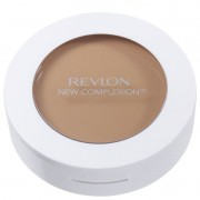 New Complexion One-Step 2 em 1 Revlon - Base Compacta Sand Beige