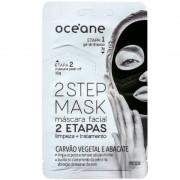 Océane 2 Step Carvão Vegetal e Abacate - Máscara Facial