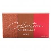Océane Collection Bronzer e Blush - Paleta de Maquiagem 16g