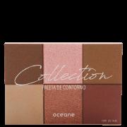 Océane Collection - Paleta de Iluminação e Contorno 14,8g