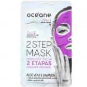 Oceane Dual Step Máscara Facial Aloe Vera 2 Etapas