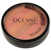 Océane Multicolor Powder Shine Bronze - Pó 3 em 1 9,5g