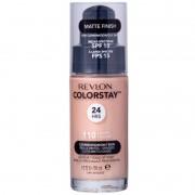 Revlon ColorStay 24 Horas Pele Mista à Oleosa FPS15 110 Ivory - Base Líquida 30ml