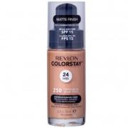 Revlon ColorStay 24 Horas Pele Mista à Oleosa FPS15 250 Fresh Beige - Base Líquida 30ml