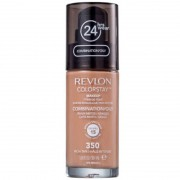 Revlon ColorStay 24 Horas Pele Mista à Oleosa FPS15 350 Rich Tan - Base Líquida 30ml