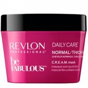 Revlon Professional Be Fabulous C.R.E.A.M Normal - Máscara de Tratamento-250ml