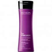 Revlon Professional Be Fabulous Hair Recovery - Shampoo para Cabelos Danificados 250ml
