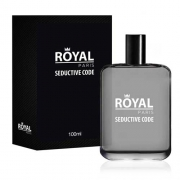 Seductive Code Deo Colônia Royal Paris - Perfume Masculino 100ml