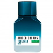 United Dreams Together For Him Benetton Eau de Toilette - Perfume Masculino 60ml