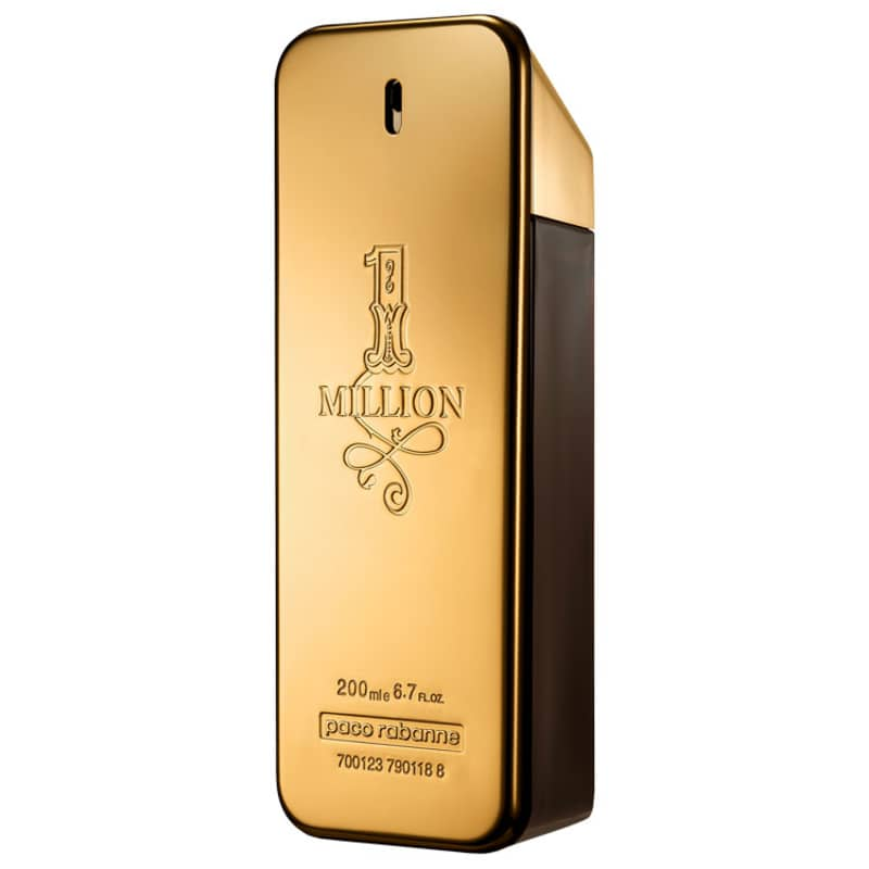 1 Million Eau de Toilette Paco Rabanne - Perfume Masculino 200ml