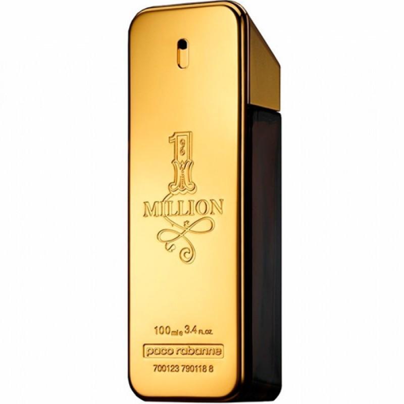 1 Million Eau de Toilette Paco Rabanne  - Perfume Masculino 100ml