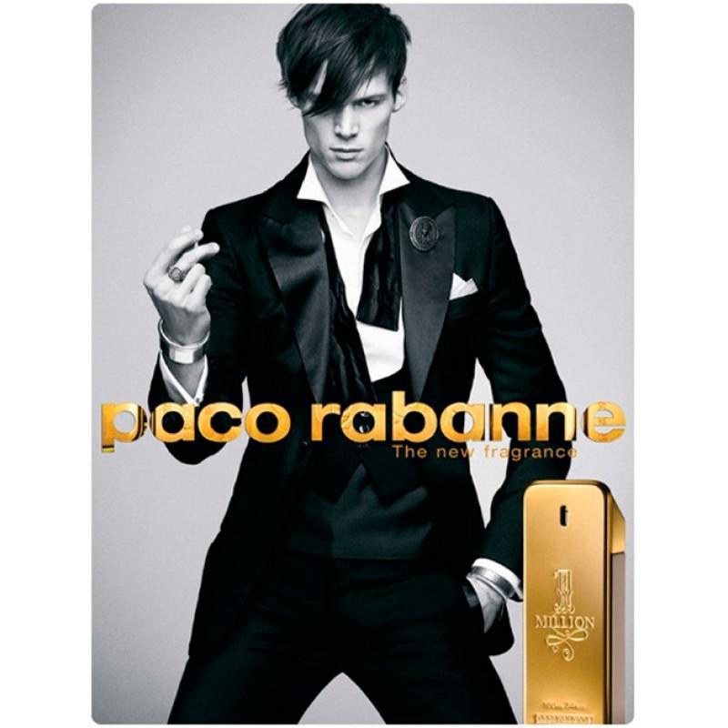 1 Million Eau de Toilette Paco Rabanne - Perfume Masculino 30ml