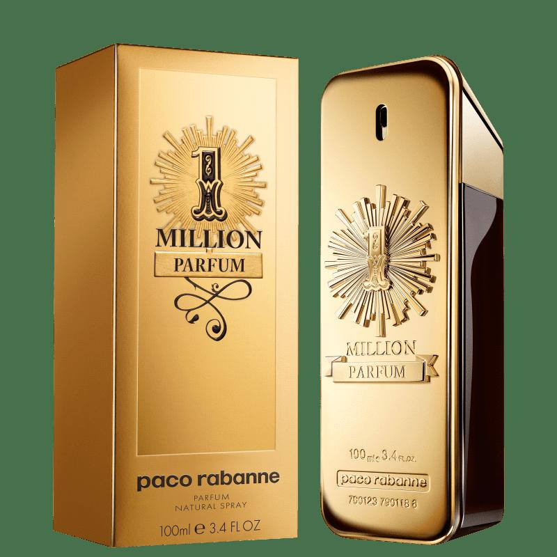 1 Million Parfum Eau de Parfum Paco Rabanne - Perfume Masculino 100ml