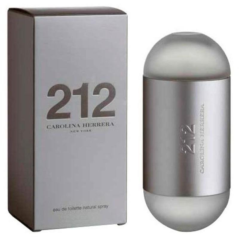212 Eau de Toilette Carolina Herrera - Perfume Feminino 60ml
