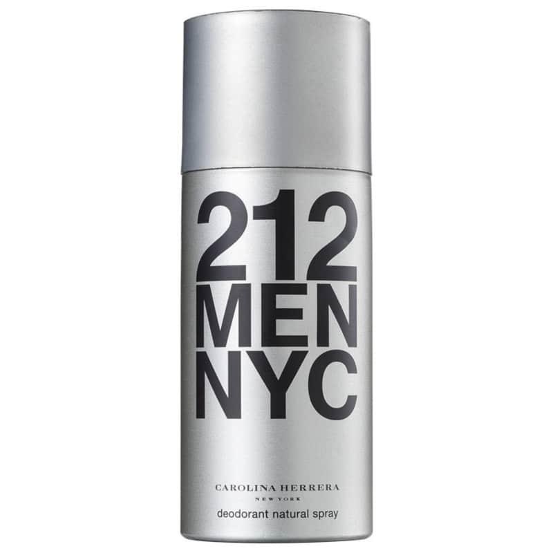 212  Men Carolina Herrera - Desodorante Masculino 150ml