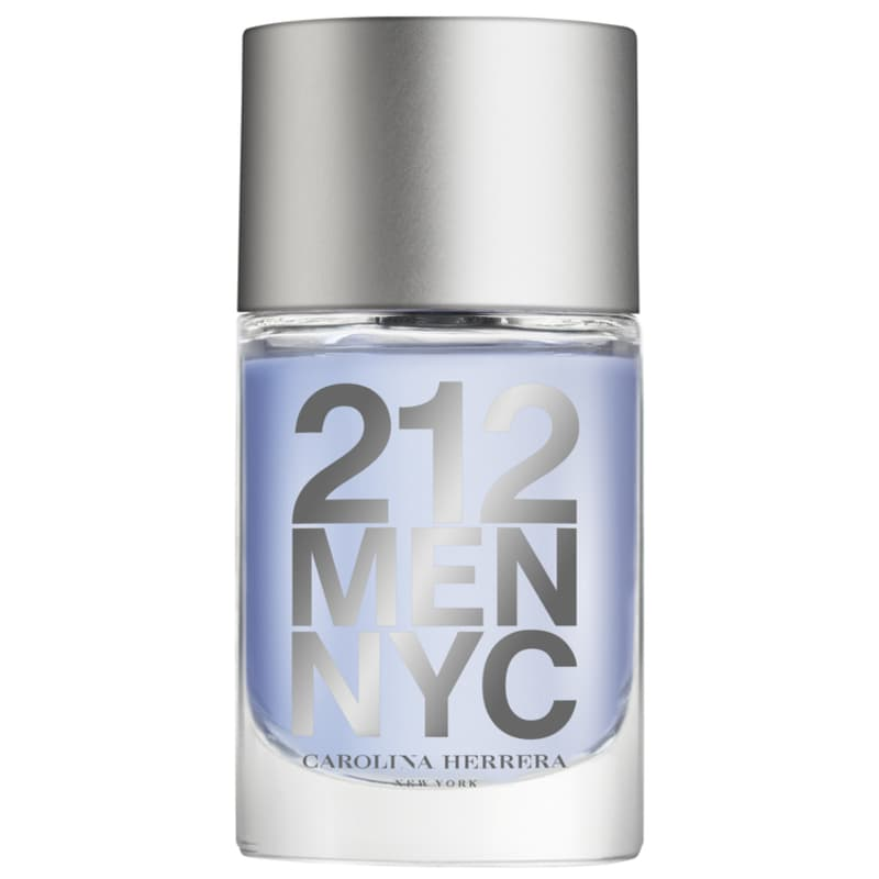 212 Men Eau de Toilette Carolina Herrera - Perfume Masculino 30ml