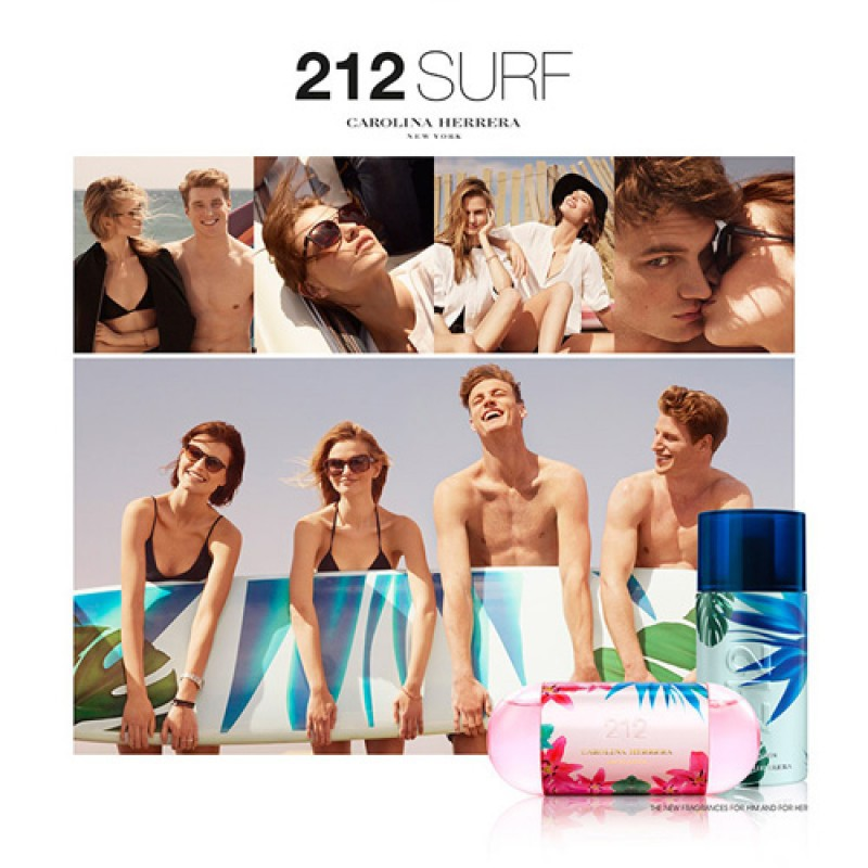 212 NYC Collector Eau de Toilette Carolina Herrera - Perfume Feminino 100ml