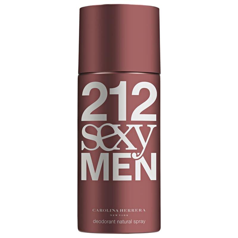 212 Sexy Masculino Desodorante Masculino 150ml