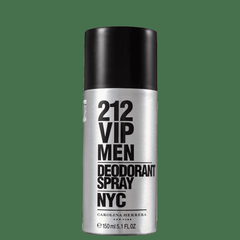 212 Vip Desodorante Spray Masculino 150ml
