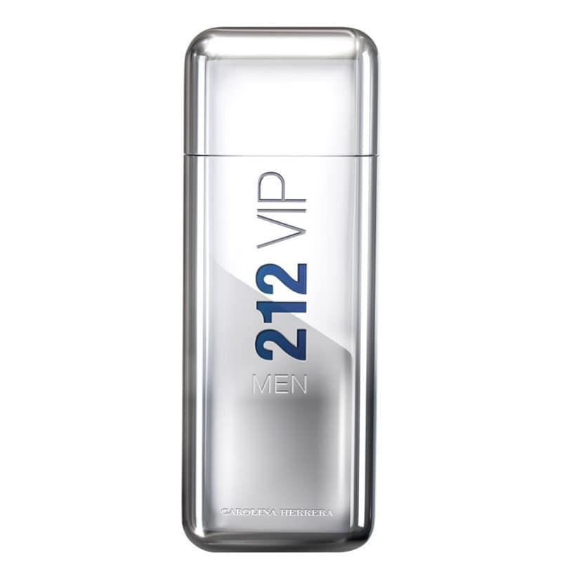 212 VIP Eau de Toilette Carolina Herrera - Perfume Masculino 100ml