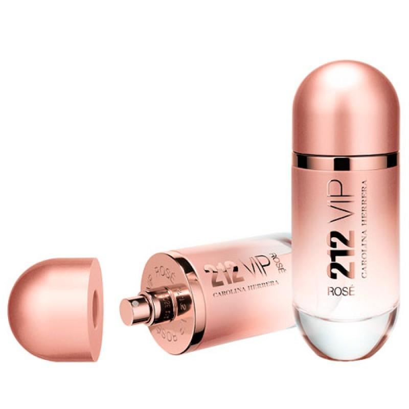 212 Vip Rose Eau de Parfum Carolina Herrera - Perfume Feminino 30ml