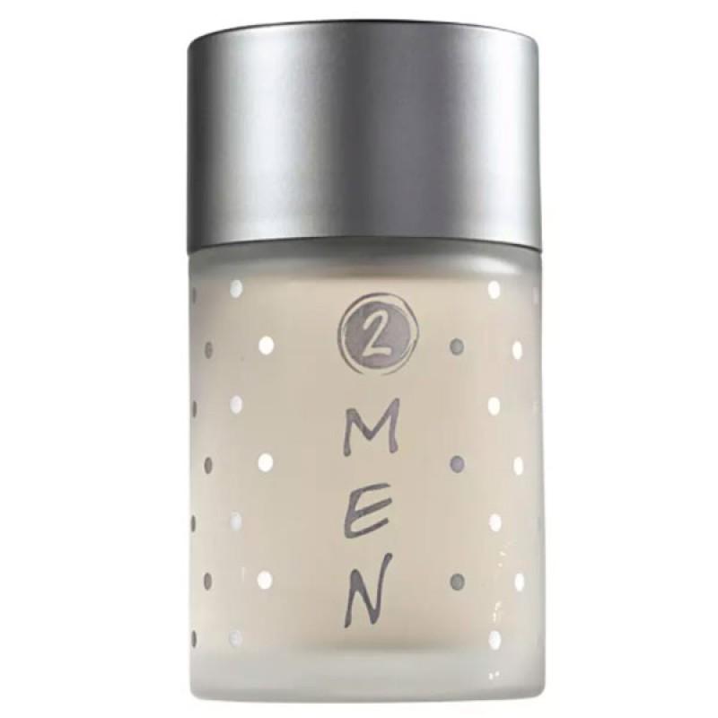 2 Men Eau de Toilette New Brand - Perfume Masculino 100ml