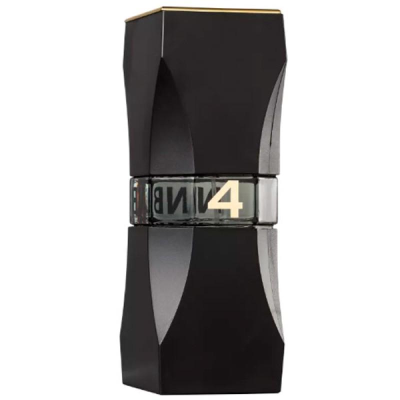 4 Women Eau de Parfum New Brand - Perfume Feminino 100ml