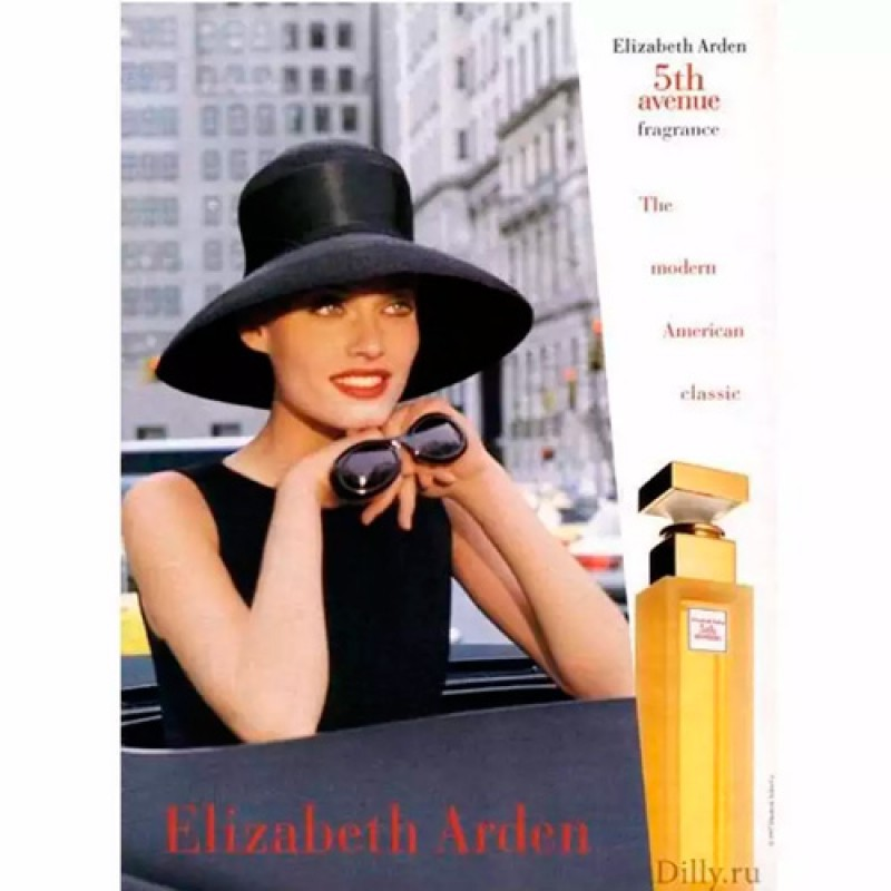 5Th Avenue Eau de Parfum Elizabeth Arden - Perfume Feminino 125ml