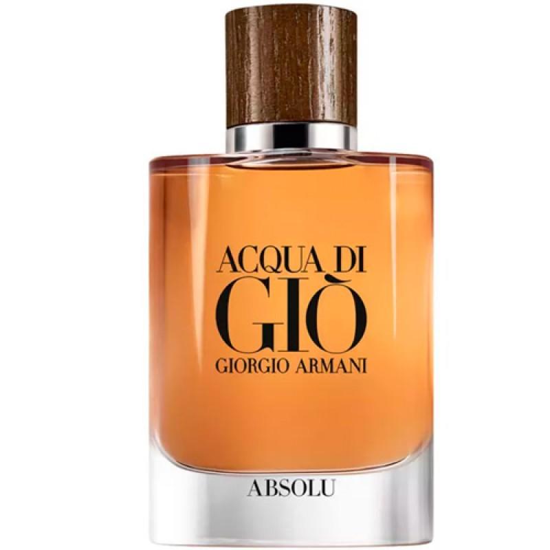 Acqua di Giò Absolu Eau de Parfum Giorgio Armani - Perfume Masculino 75ml