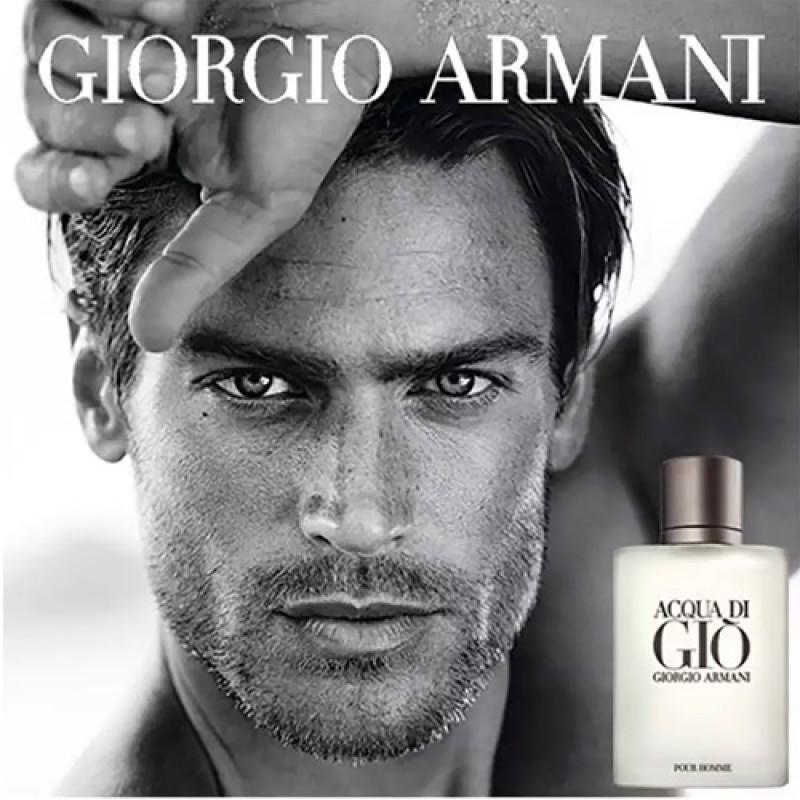 Acqua di Giò Pour Homme Eau de Toilette Giorgio Armani - Perfume Masculino 100ml