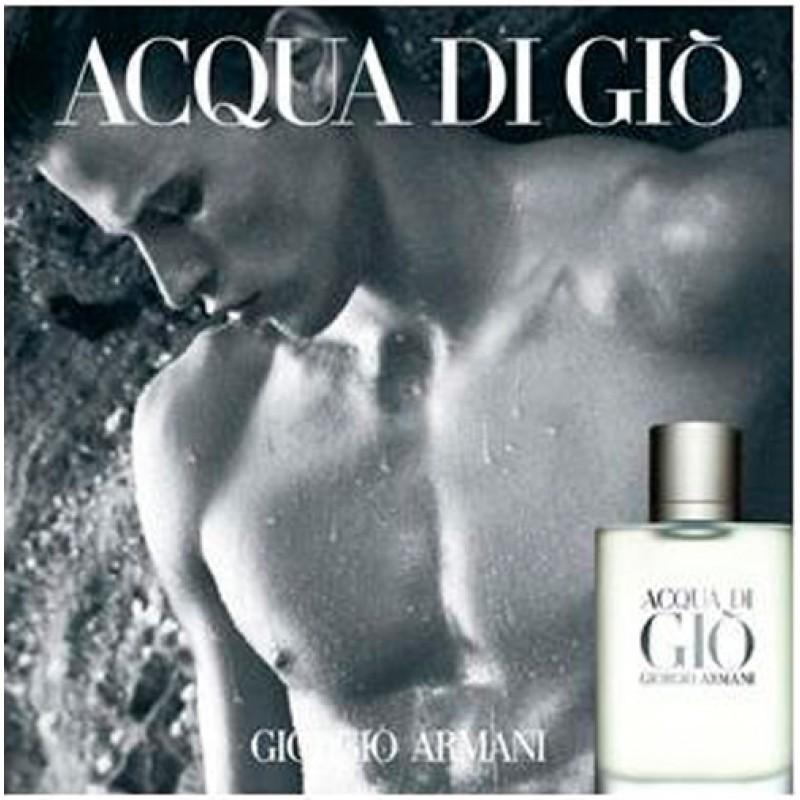 Acqua di Giò Pour Homme Eau de Toilette Giorgio Armani - Perfume Masculino 50ml