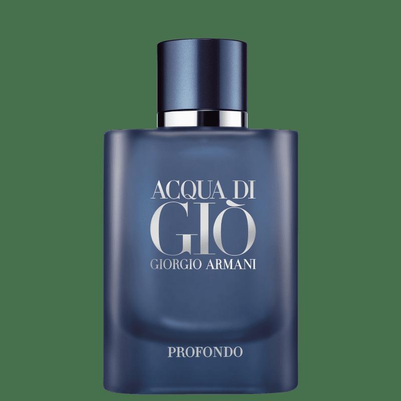 Acqua di Gio Profondo Eau de Parfum Giorgio Armani - Perfume Masculino 125ml