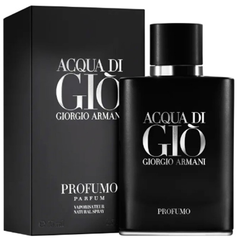 Acqua di Giò Profumo Eau de Parfum Giorgio Armani - Perfume Masculino 75ml