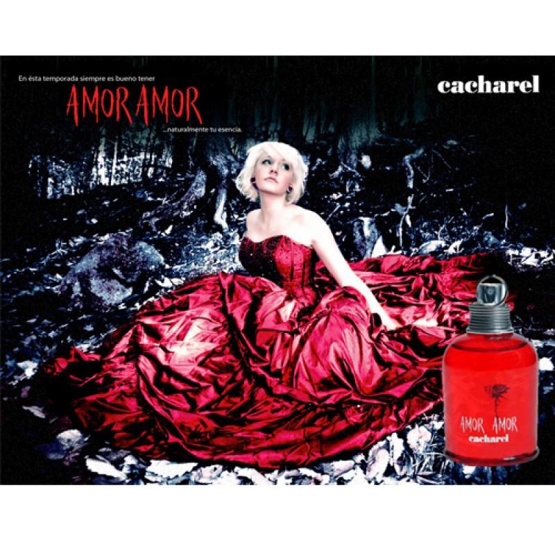 Amor Amor Eau de Toilette Cacharel - Perfume Feminino 50ml