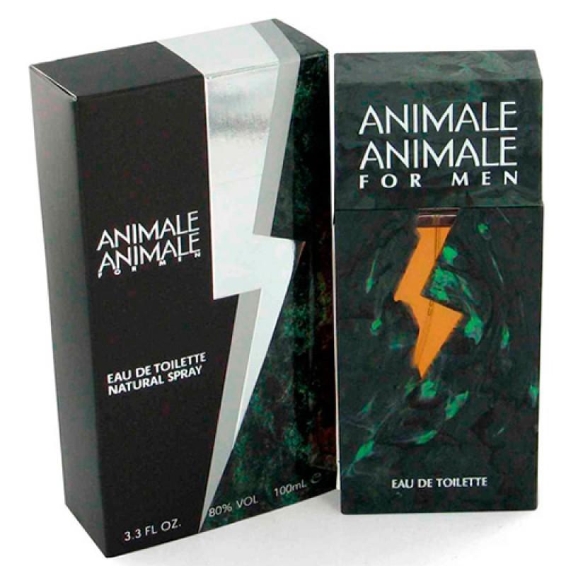 Animale Animale For Men Eau de Toilette Animale - Perfume Masculino 100ml