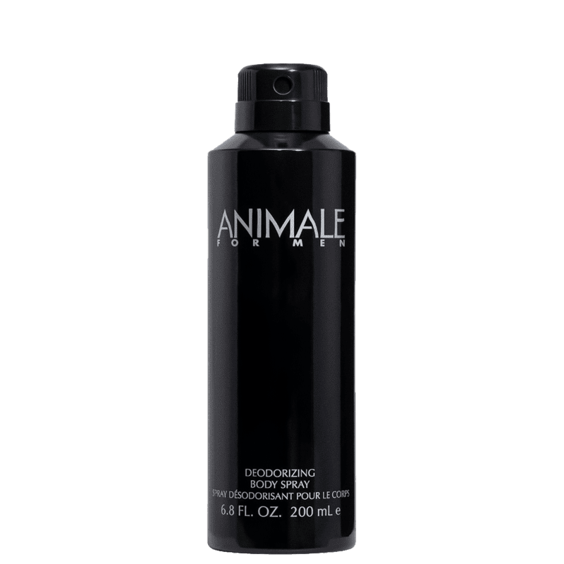 Animale for Body Spray - Perfume para o Corpo 200ml