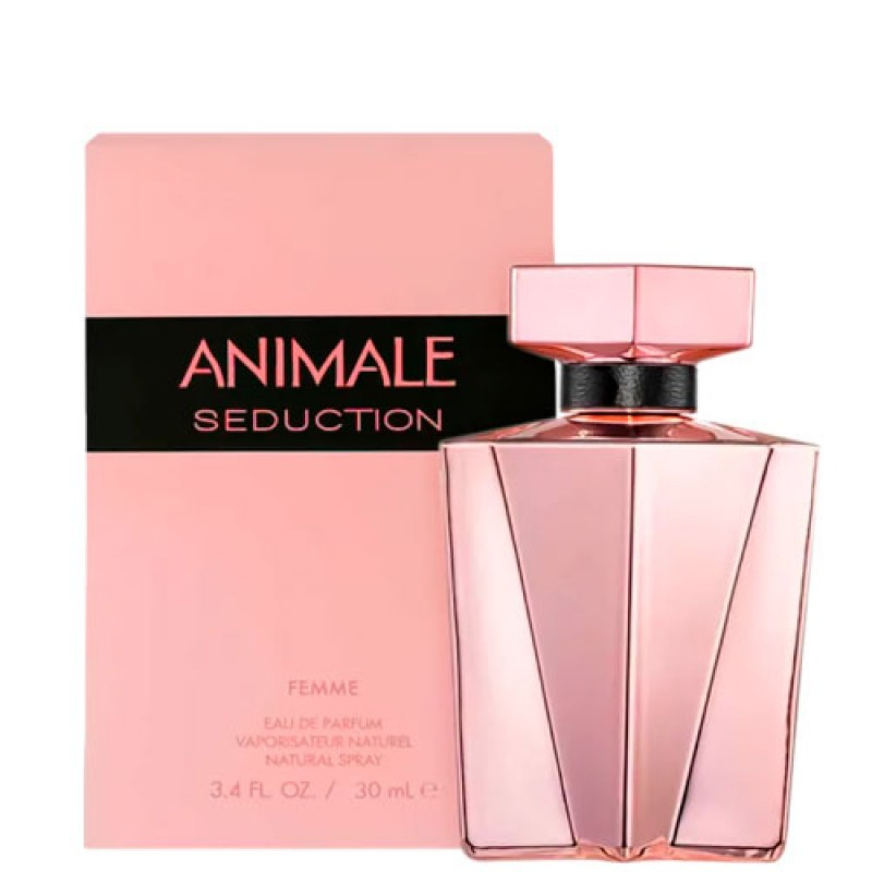Animale Seduction Femme Eau de Parfum Animale - Perfume Feminino 30ml