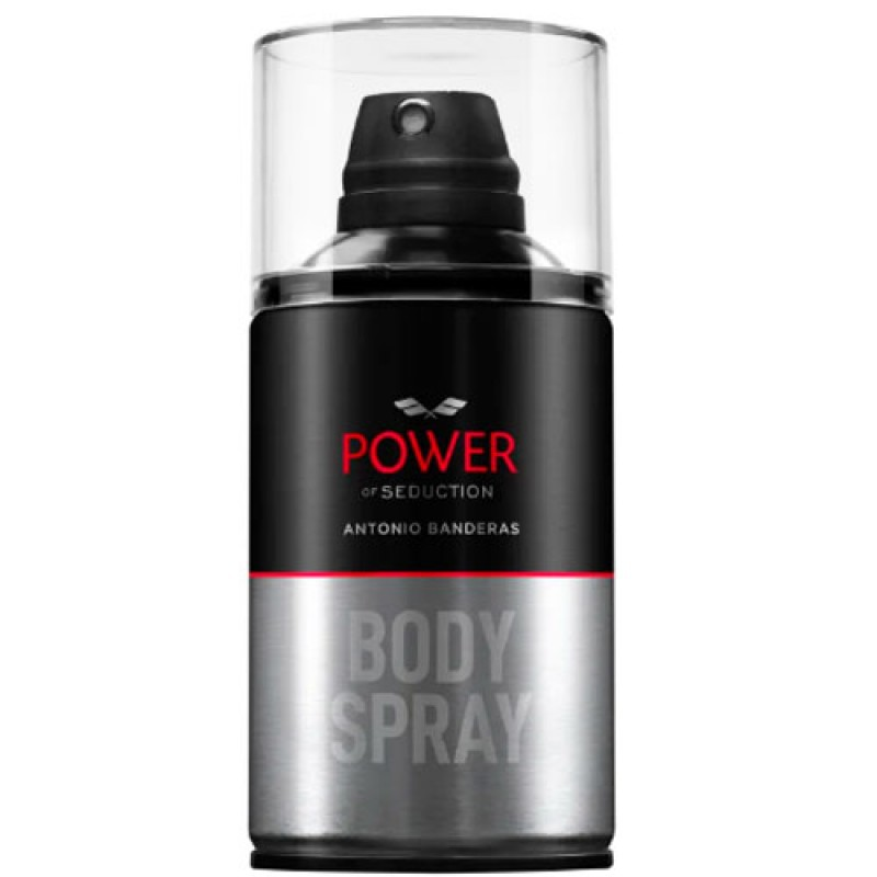 Power Of Seduction Body Spray Antonio Banderas - Perfume para o Corpo 250ml